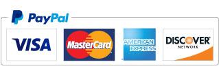 PayPal - payment logos