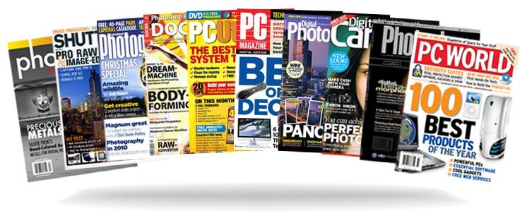 Magazines featuring Focus Magic